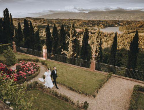 Simona & Duje – Tuscany, Italy