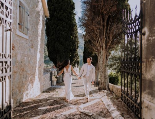 Haley and Stefan – Hvar Croatia